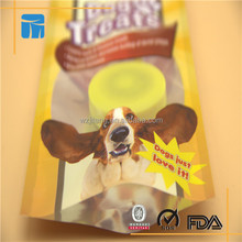 High Quality dog food recycled plastic bag
