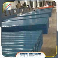 Factory Price Prepainted Corrugated Steel Roofing Sheet