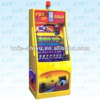 Pot of Gold Redemption Game and Amusement Game Machine