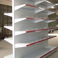 Heavy Duty Supermarket Shelf Factory