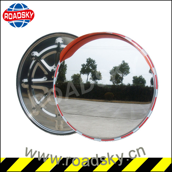 Rear View Round Concave Convex Mirror