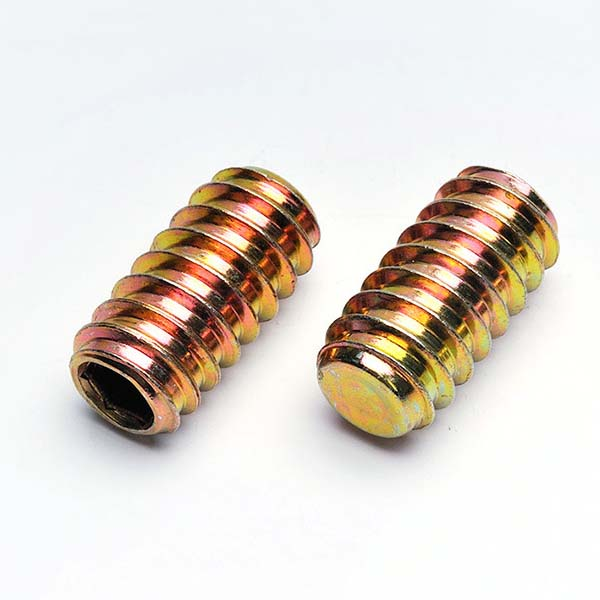 Made in Dongguan polished gr5 titanium seatpost barrel nuts
