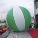 4m dia inflatable helium sphere ball / giant inflatable balloon
