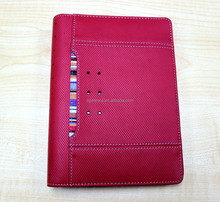 Stationery wholesale from China PVC notebook for school and office stationery
