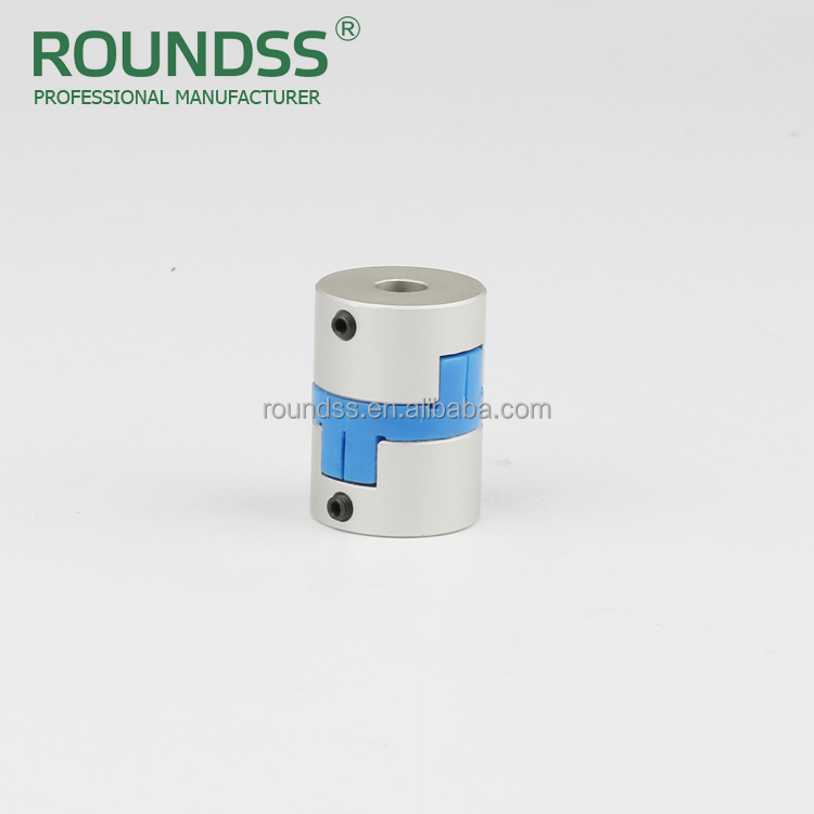RD7-C Aluminum Oldham Flexible Coupling Rotary Encoder Shaft Coupling