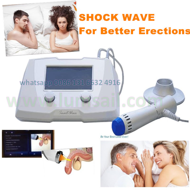 penis enlargement LI-ESWT machine low-energy shock wave therapy equipment