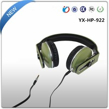 New products 2016 mobile phones accessories high quality headphones