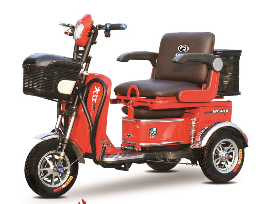 China small size motorised trikes for adults