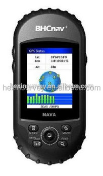 NAVA600 handheld gps survey with thermometer