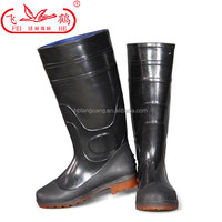 cheap safety PVC gumboots