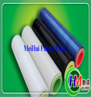 self-adhesive clear plastic film