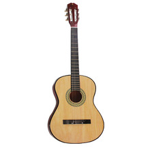 High End Tam Boy Klasik Basswood 39 Inç Klasik Gitar