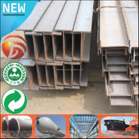 China Supplier structural steel i beam dimensions Q345B A36