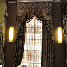 Hotel Sheer Drapery Arabic Curtains For Home Office Door Curtain Styles For Dubai