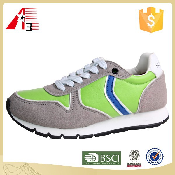 2015 new look colorful best fly casual walking shoes for