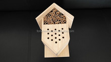 Natrual wood product forest insect house