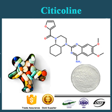 High Quality GMP&ISO CDP Choline bulk powder Citicoline 987-78-0 CDP Choline