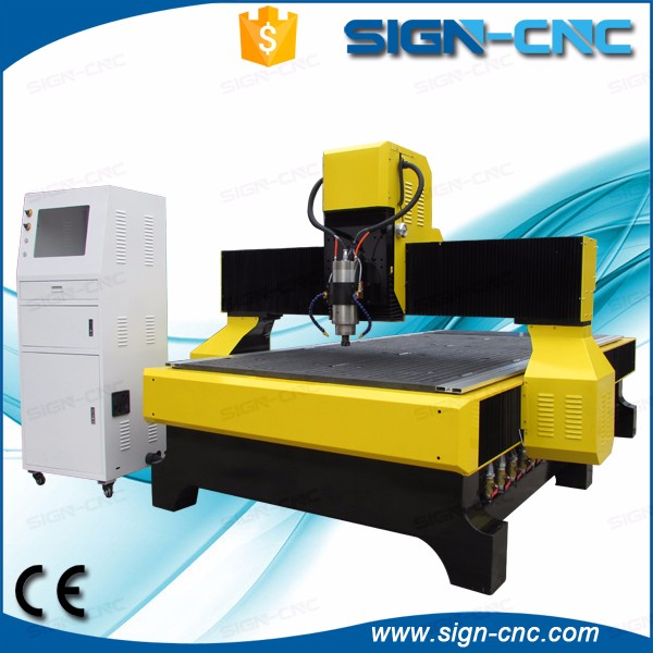 High quality and three axis dustproof wood carving machine