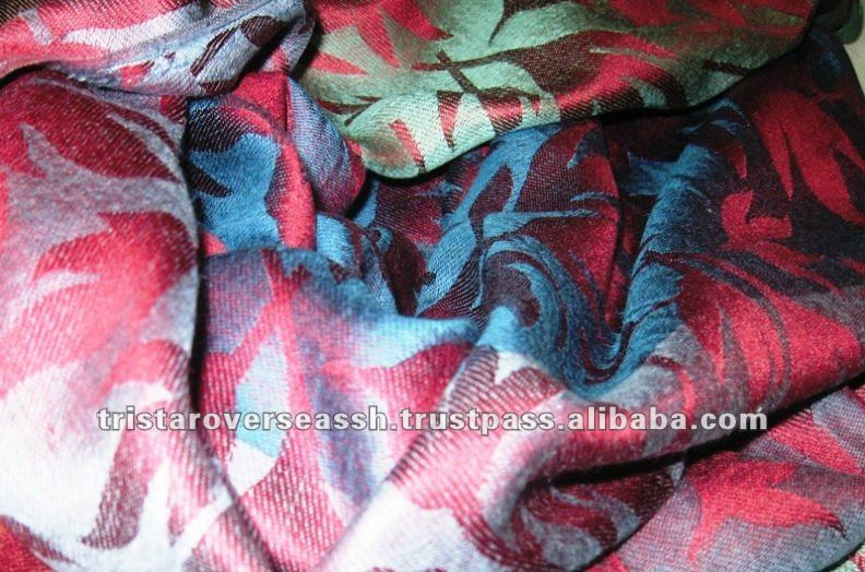 silk jacquard fabric multipurpose home decor textile