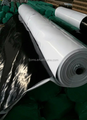 black & white co-ex film single wound sheet timber wrap inner black outer white