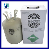 R406A Refrigerant gas replace R12
