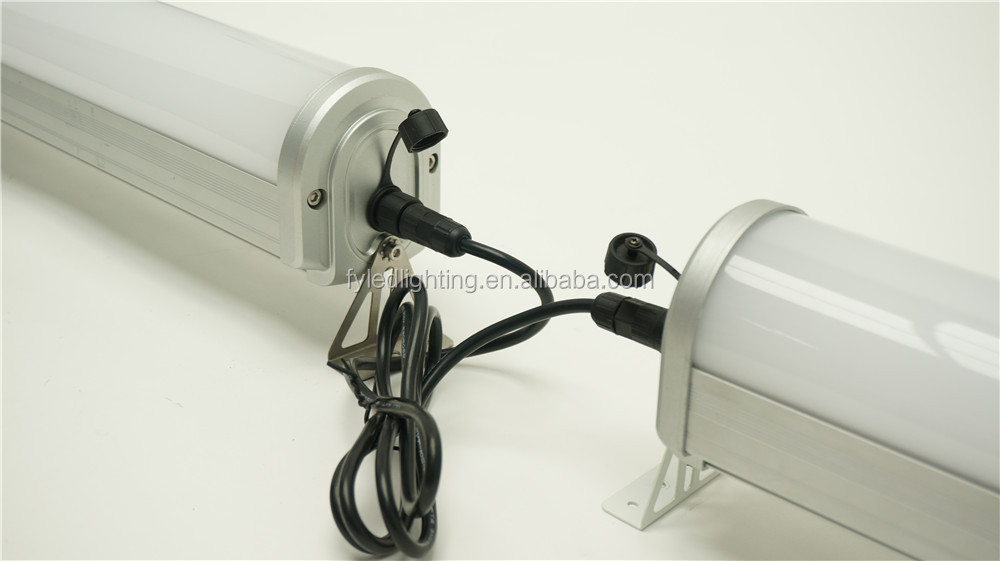 1200mm 40w led armature waterproof ip65 5 years warranty