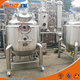 electric or steam heat stainless steel liquid mixing tanks for mixer juice