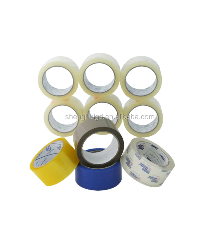 Canada Custom Shipping Used Clear Yellowish Packaging Tape China