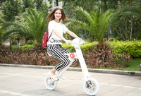 LH001 Simple foldable electric bicycle k1 mini electric e-bike ,Factory electric e-scooter from Newvape