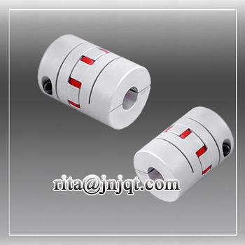 JM30C- CNC clamp servo insert electric motor couplings 5mm