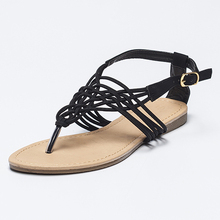 Fancy Women Ropes Pu Sandals 2017