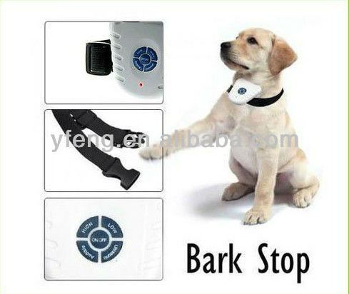 Dog Collar Ultrasonic Anti-Bark Anti Barking Control