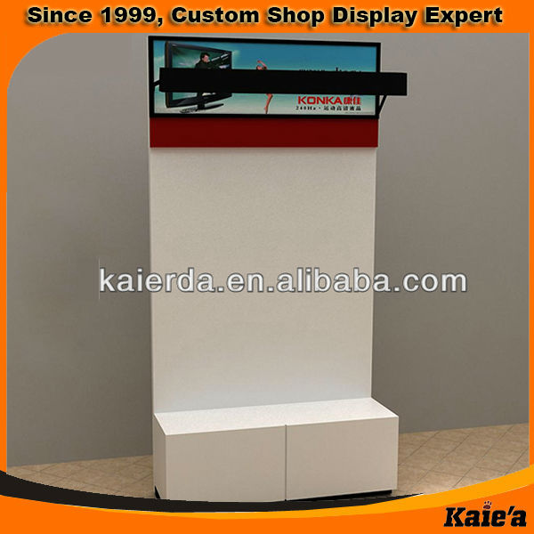 Kaierda TV Shop rack/TV Shop stand/TV shop display design
