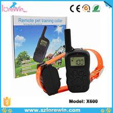 Big LCD display Remote Electronic Dog Training Collar Cheap Waterpoor Remore Dog Training Collar