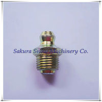 "45Degree Grease Fitting 1/2""UNF Thread made in China"
