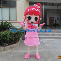 High quality fast deliver and response realistic christmas performance costume