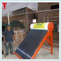 Vision solar non pressurized 150 liter solar water heater exporter
