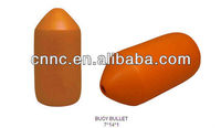 PVC Fishing Buoys,Bullet Buoy,Plastic Fishing Floats
