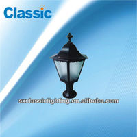 infrared induction solar lawn light solar garden light