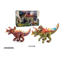 Kids Battery operated led light large dinosaur toys toys