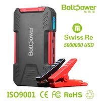 2016 NEW 16500mah Multi-function Jump Starter Booster,12v 600A Mini Car Jump Starter Battery Booster Packs