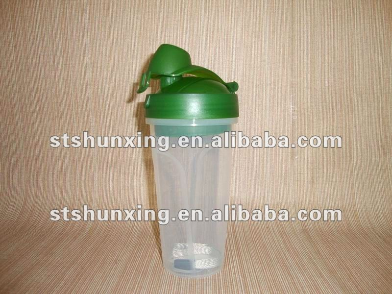 environmental convenient carry water bottle plastic with high quality