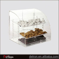Hot special clear acrylic cupcake display