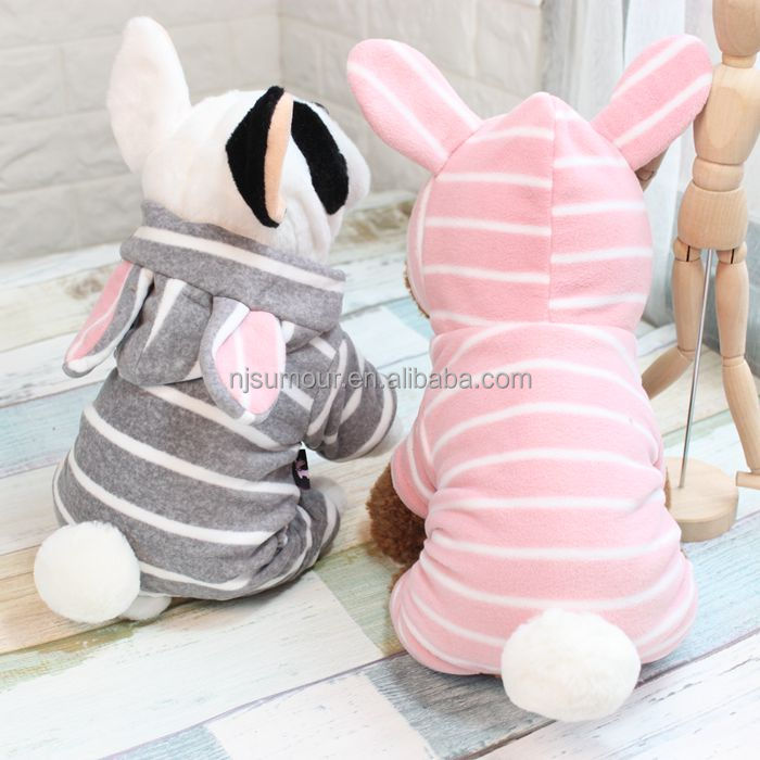 wholesale Lovely Pet Clothes for Dog cheap rabbit ears dog clothes Funny Costume Pet Dog Clothes