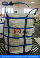 high quality recycle FIBC jumbo bags pp woven bulk bag jumbo big bags