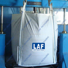 LAF 1.5 MT FIBC for hight temperature use LAF Jumbo bag