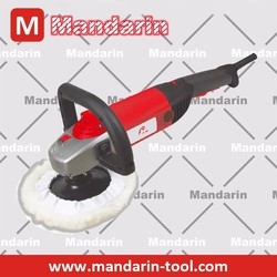 Power tool new design Polishing Machine/ handheld Car Polisher, 180MM