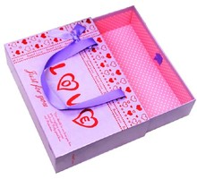drawer type paper packing boxes printing