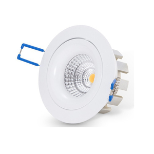 Sverige led downlight dim to warm CCT 2000k-3000k 83mm cutout with 5years warranty passed EMKO