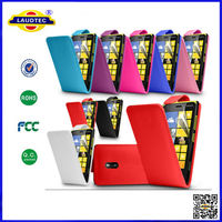 Flip Leather Case Cover for Nokia Lumia 620 Leather Cover, Premium Leather Flip Case for Nokia Lumia 620 Laudtec